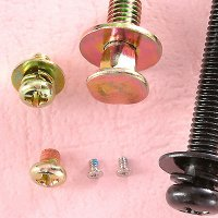 Sems Screws and Patch Screws